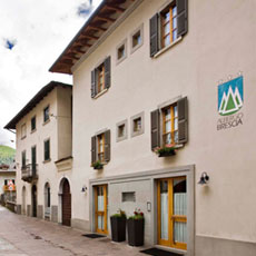 Albergo Brescia Vilminore di Scalve